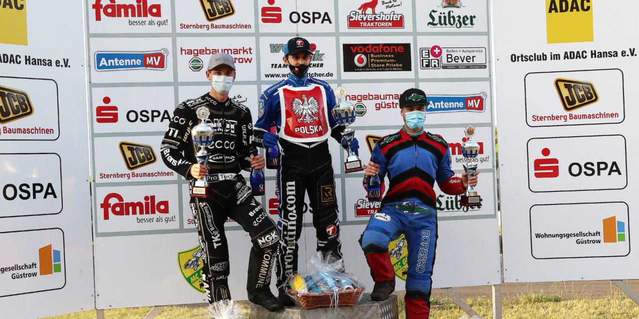 U21 WM Quali – Zuschauer sahen Speedway live in Güstrow