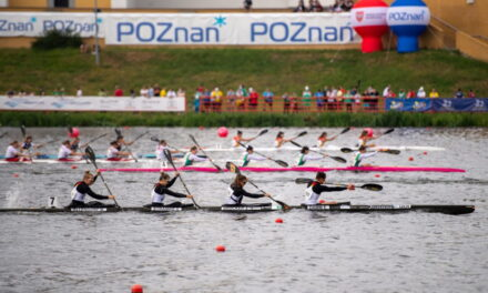Medaillen bei der Junioren- & U23- EM im Kanurennsport