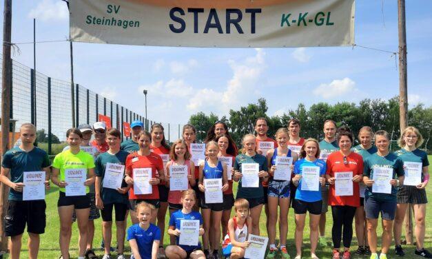 Steinhagen bat die Laufelite zum Wettkampf