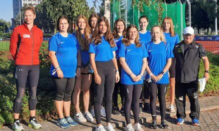 Laager Läufer engagiert bei Deutschen Meisterschaften