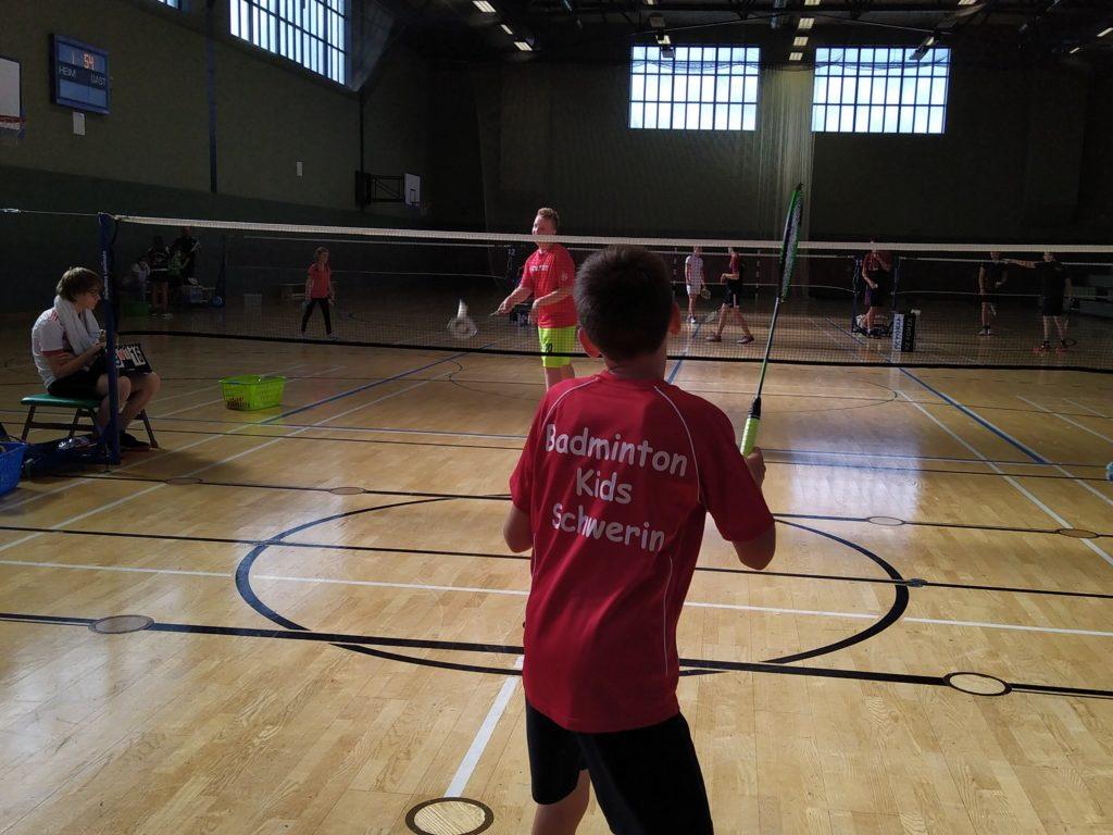 8. Kinder- und Jugendpokal 2021 in der Güstrower Sport- und Kongresshalle