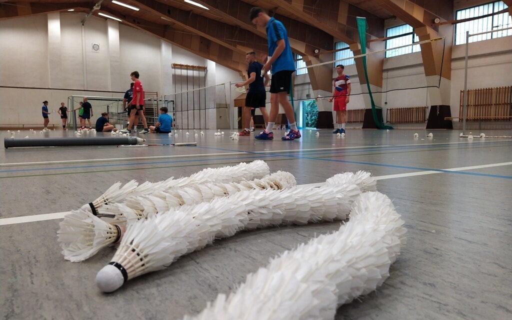 Über 30 Badmintoncracks beim Sommertrainingslager in Sassnitz