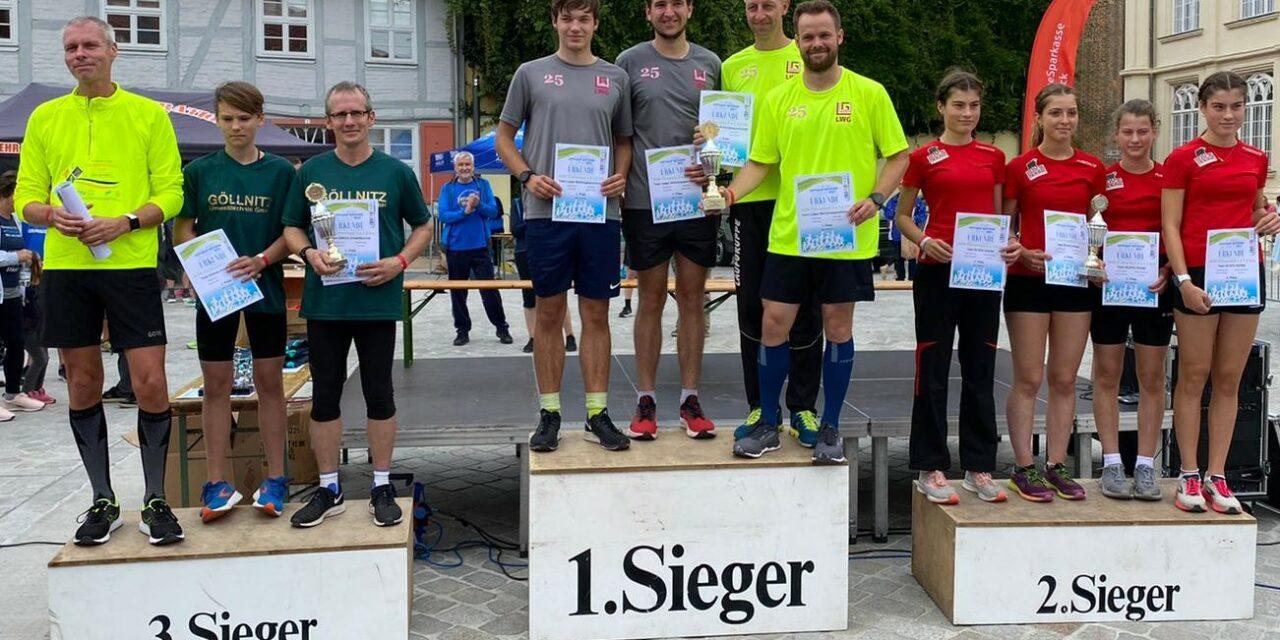 Bützower Citylauf mit starkem SC Laage