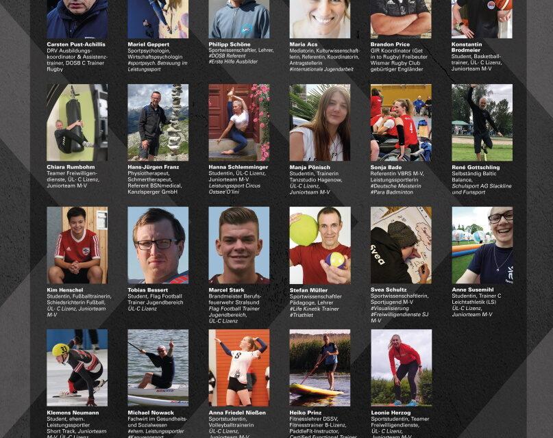 Jetzt anmelden zur Sportjugend-Academy in Neubrandenburg