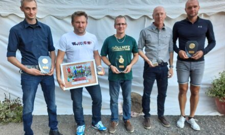 Laager Clubsportler feierten sich und ihren Sport