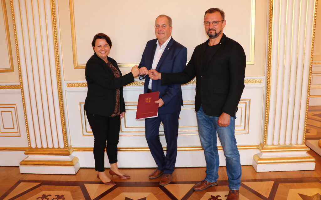 LSB erhält Fördermittel für Neubau der Sportschule Warnemünde