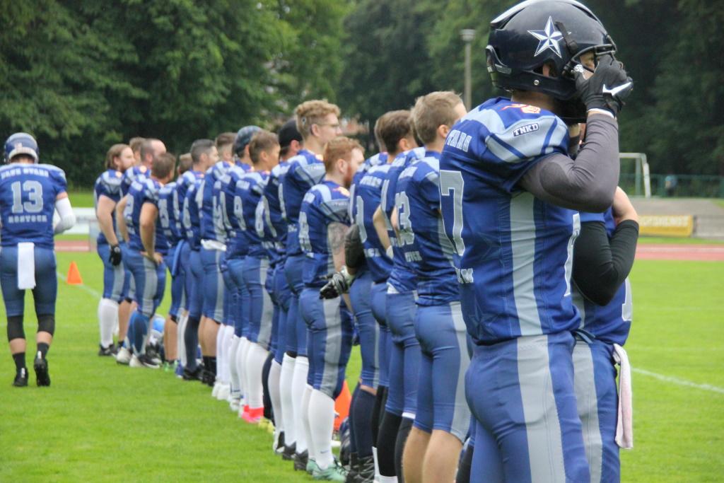 Blue Stars gewinnen Auftakt in der MV-Liga