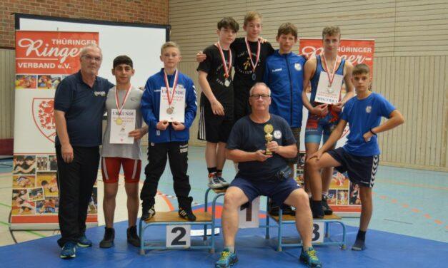 Mitteldeutsche Meisterschaften in Jena