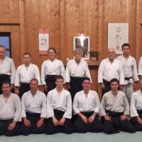 Toshiro Suga in Schwerin bei Pierre Congard