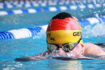 1. Norddeutschen Länderlehrgang im Para Schwimmen am 28. August 2021 in Rostock