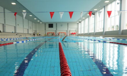 1. Norddeutsche Länderlehrgang im Para Schwimmen in Rostock