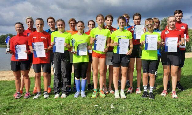 Staffelmarathon bleibt Laufcup-Höhepunkt