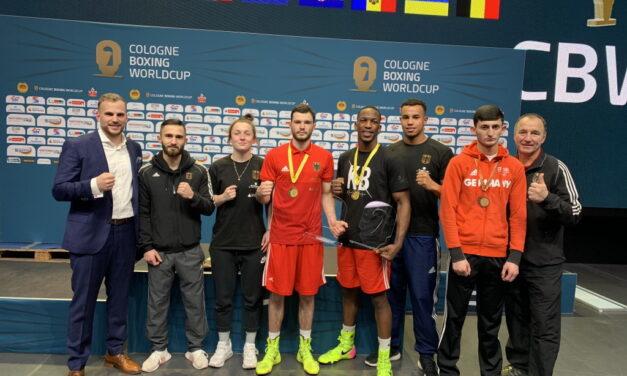 Fünf Boxer vom Bundesstützpunkt Schwerin für WM qualifiziert