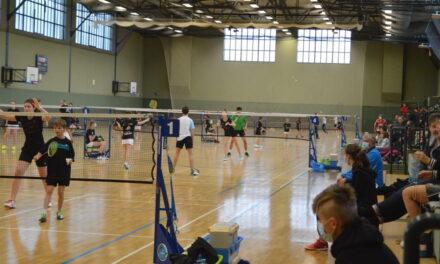 Badmintonjugend schlug bei Landesmeisterschaften U11-U19 auf