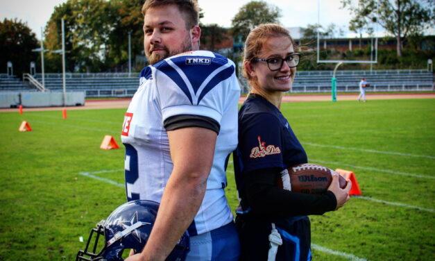 Offenes American Football-Training bei den Baltic Blue Stars Rostock