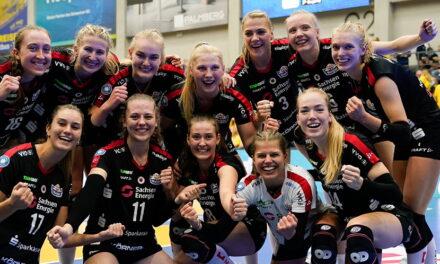 Dresdner SC gewinnt ersten Titel der Saison