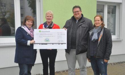 Golfpark Strelasund erzielt Rekord-Spendensumme