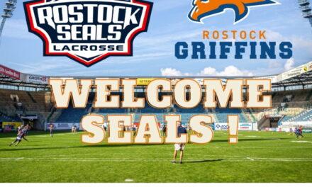 Jetzt auch Lacrosse: Rostock Griffins e.V. erweitert Vereinsangebot