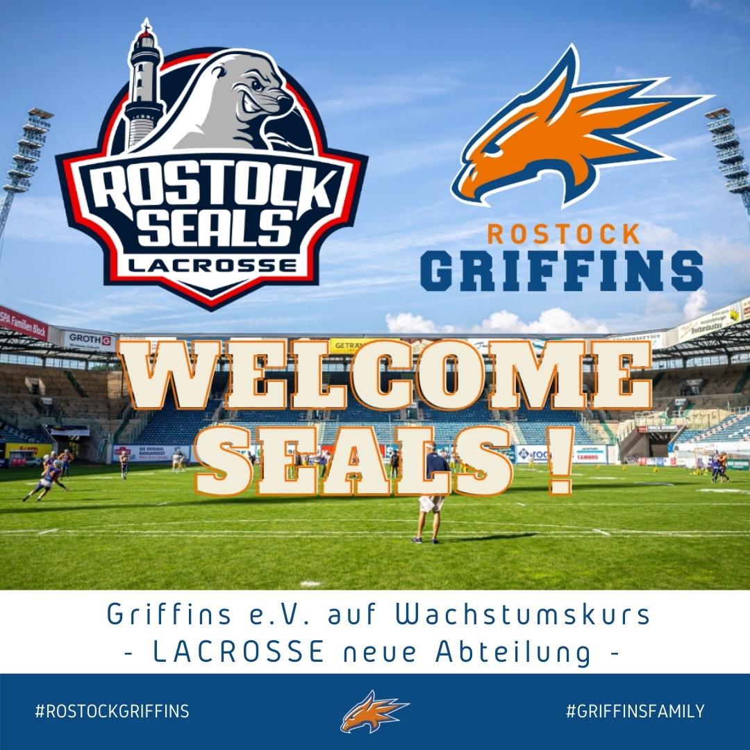 Banner: © Rostock Griffins Media Team