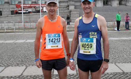 Endlich wieder Berlin-Marathon