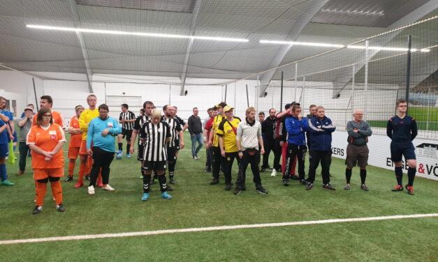 Hagenower Werkstätten gewinnen Turnier der Werkstätten für Menschen mit geistiger Behinderung
